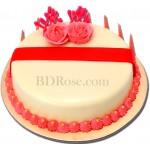 California- 2.2 Pounds Red Velvet Round Cake