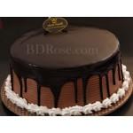 1 kg chocolate fudge cake