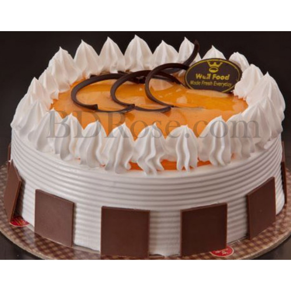 1 kg vanilla lemon cake