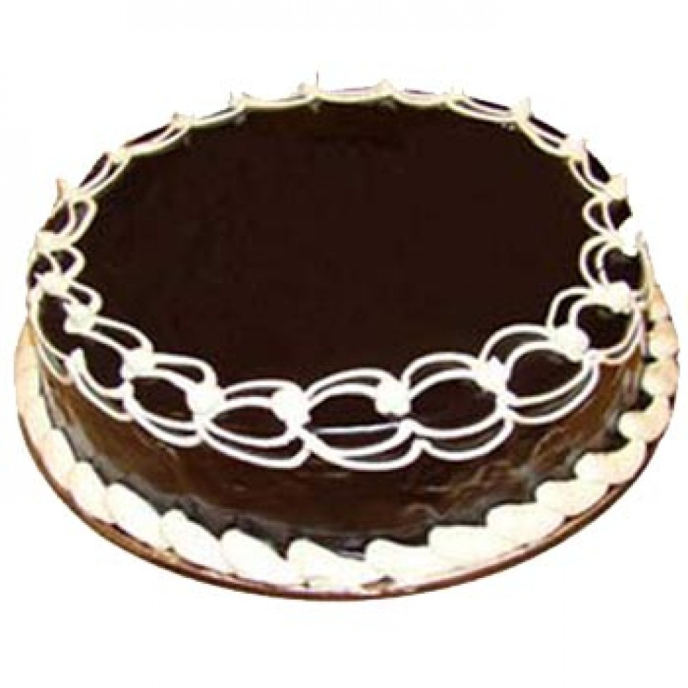 Swiss – 2.2 Pounds Mimi Chocolate Round Shape Cake