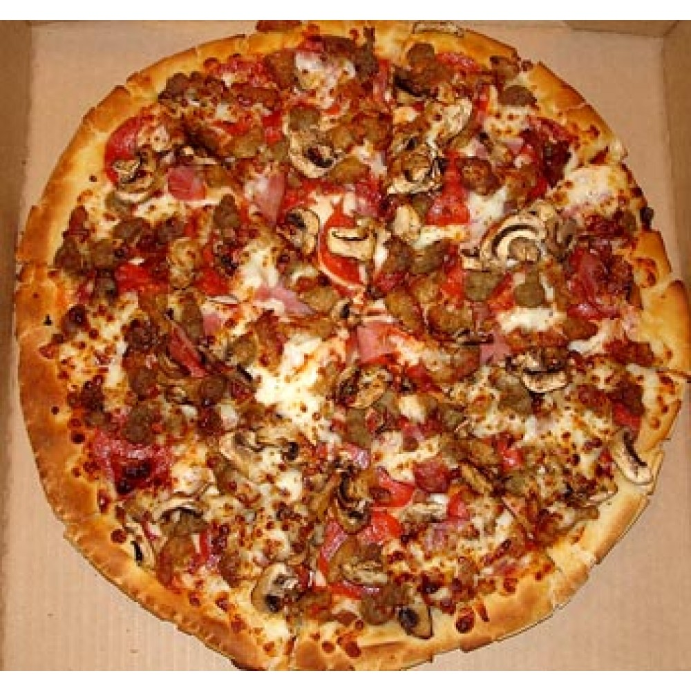 Beef Lovers Pizza – Medium Size