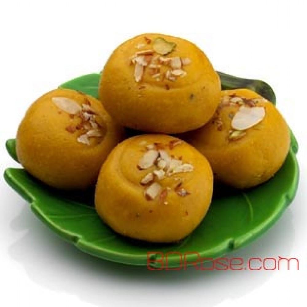 Banoful – Cream Laddu