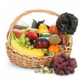 Glorious Fruit Basket