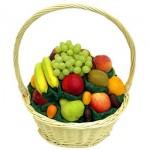 Exotic Fruit Basket