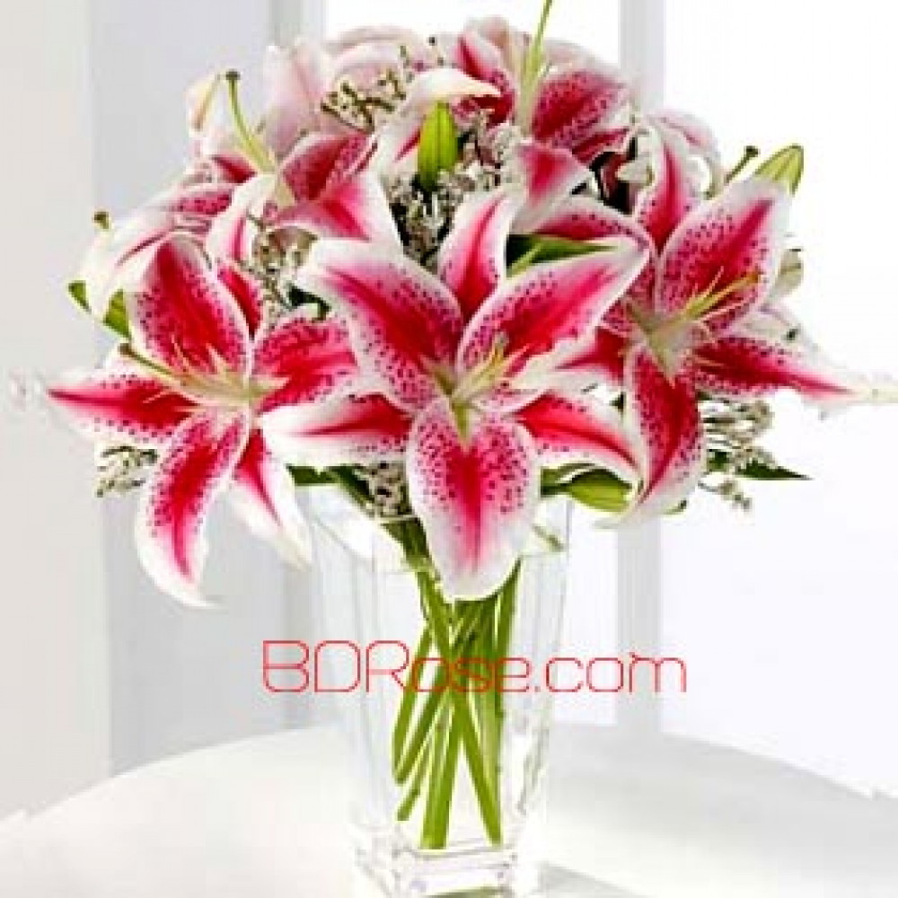 Charming Lilies