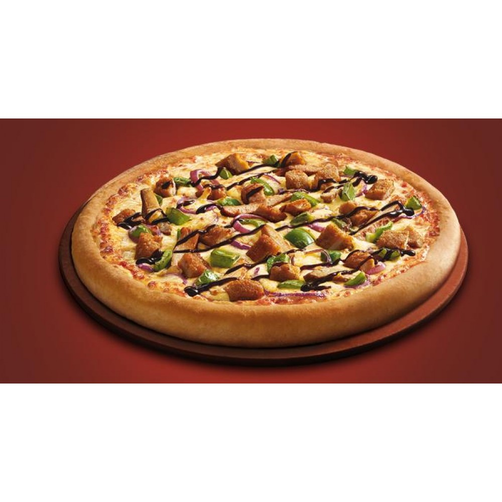 Grilled Chicken Pizza(family size)