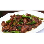 Beef Chilli Dry 1 Dish