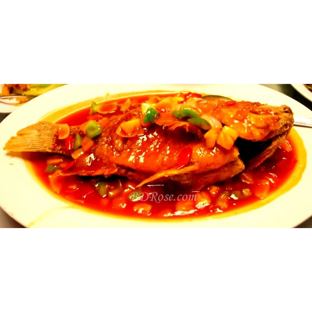 Hot & Sour Fish 1 Dish