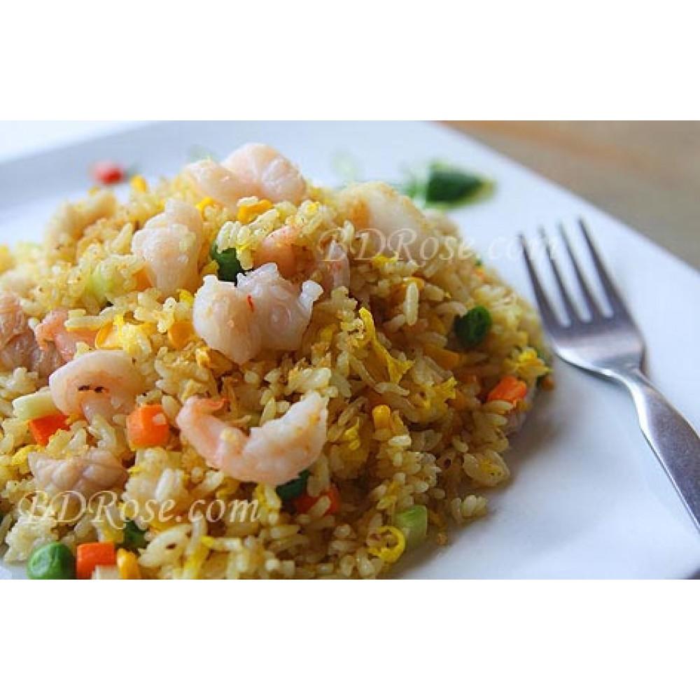 Prawn Fried Rice 1 Dish