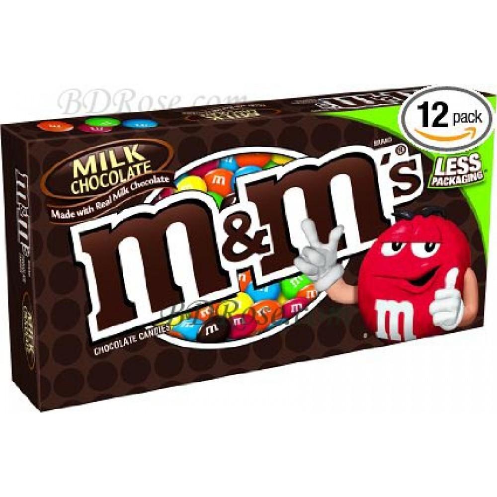 M & M Chocolate