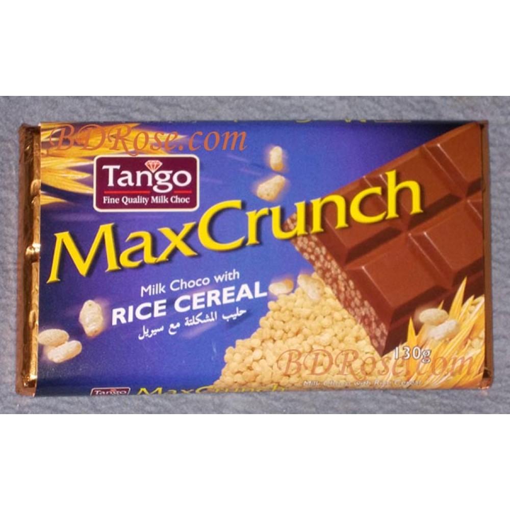 Tango Max Crunch chocolate