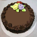 Cooper's – 2.2 Pounds Chocolate Round Shape Cake
