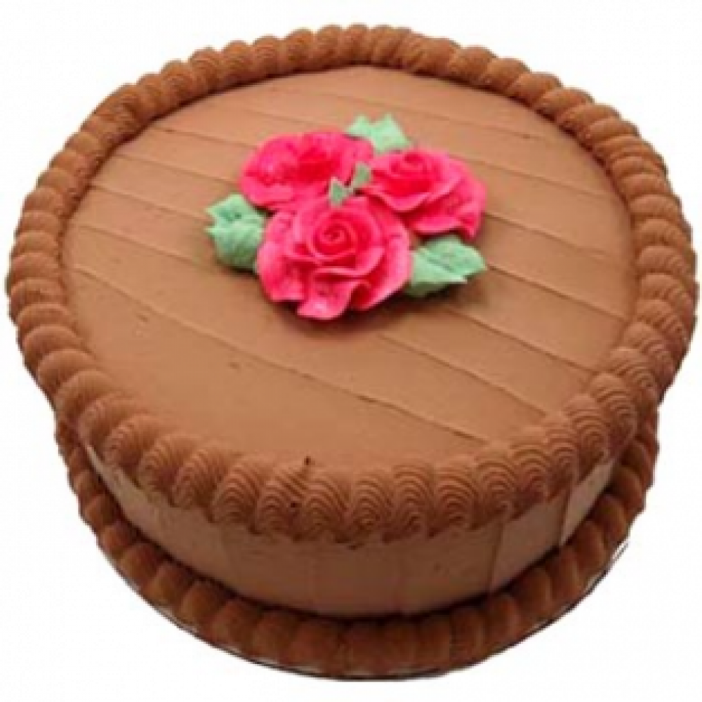 Cooper's – 4.4 Pounds Chocolate Round Shape Cake