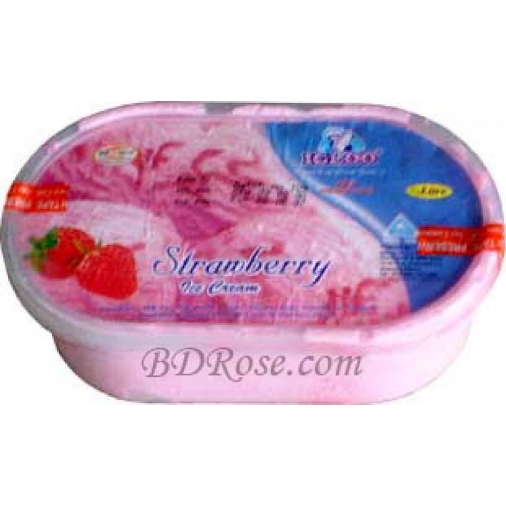 IGLOO Strawberry Ice cream 1/2 Liter