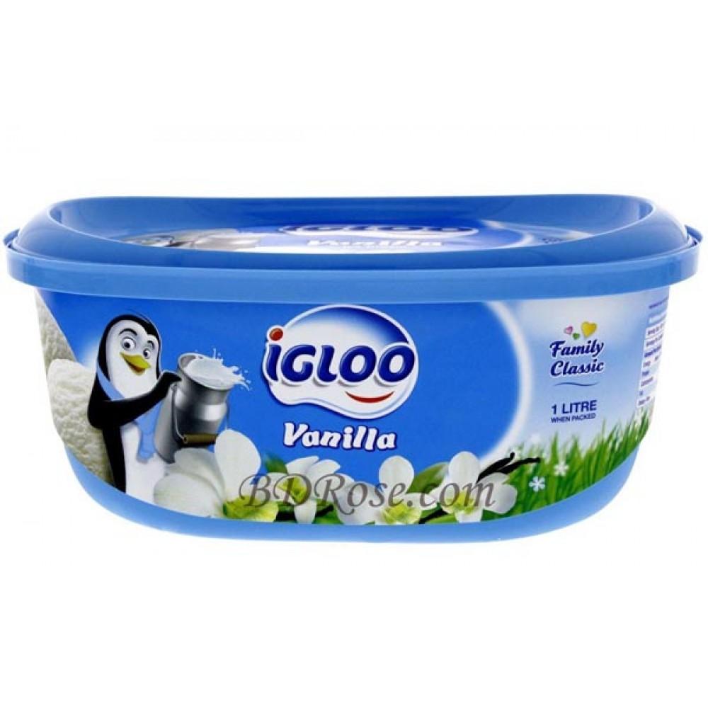 IGLOO Vanilla Ice cream