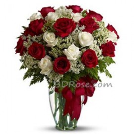Cool Roses Bouquet