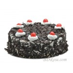 Black Forest Round Cake( 2.2 Pounds)