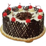 California- 2.2 Pounds German Black Forest Round Cake