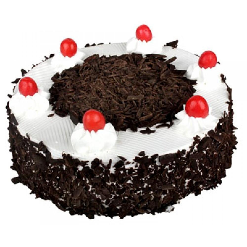 California- 2.2 Pounds Chocolate Fudge Round Cake