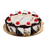 Black forest Round Cake(2.2 pounds)