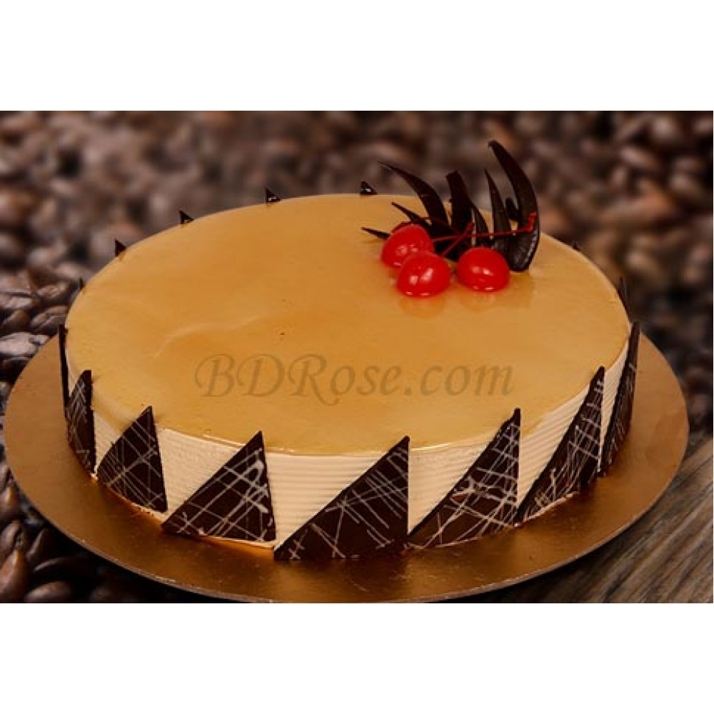 Coffee Round Cake (2.2 pounds)