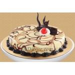 Tasty Treat Marble Vanilla Cake(2.2 pound)