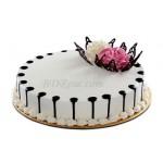 Vanilla Round Cake(2.2 pounds)