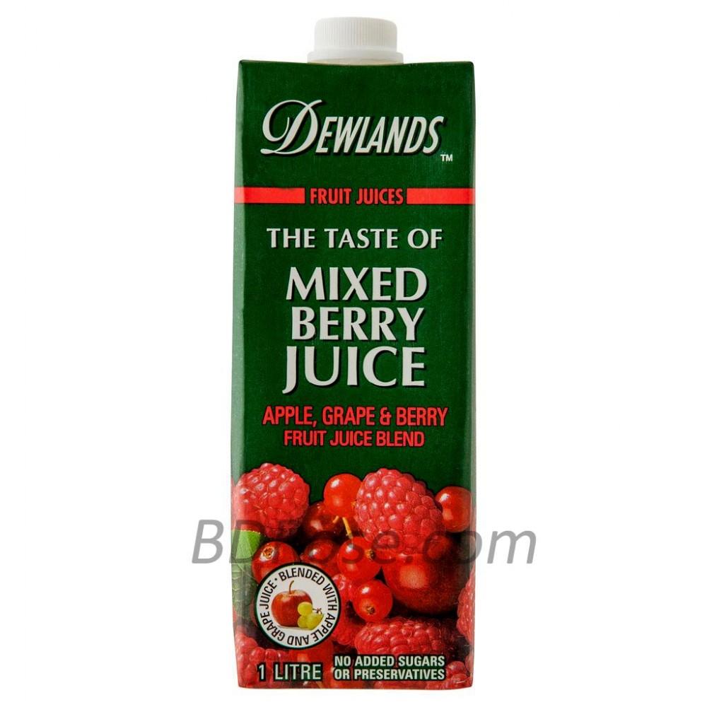 Dewlands Mixed Berry Juice