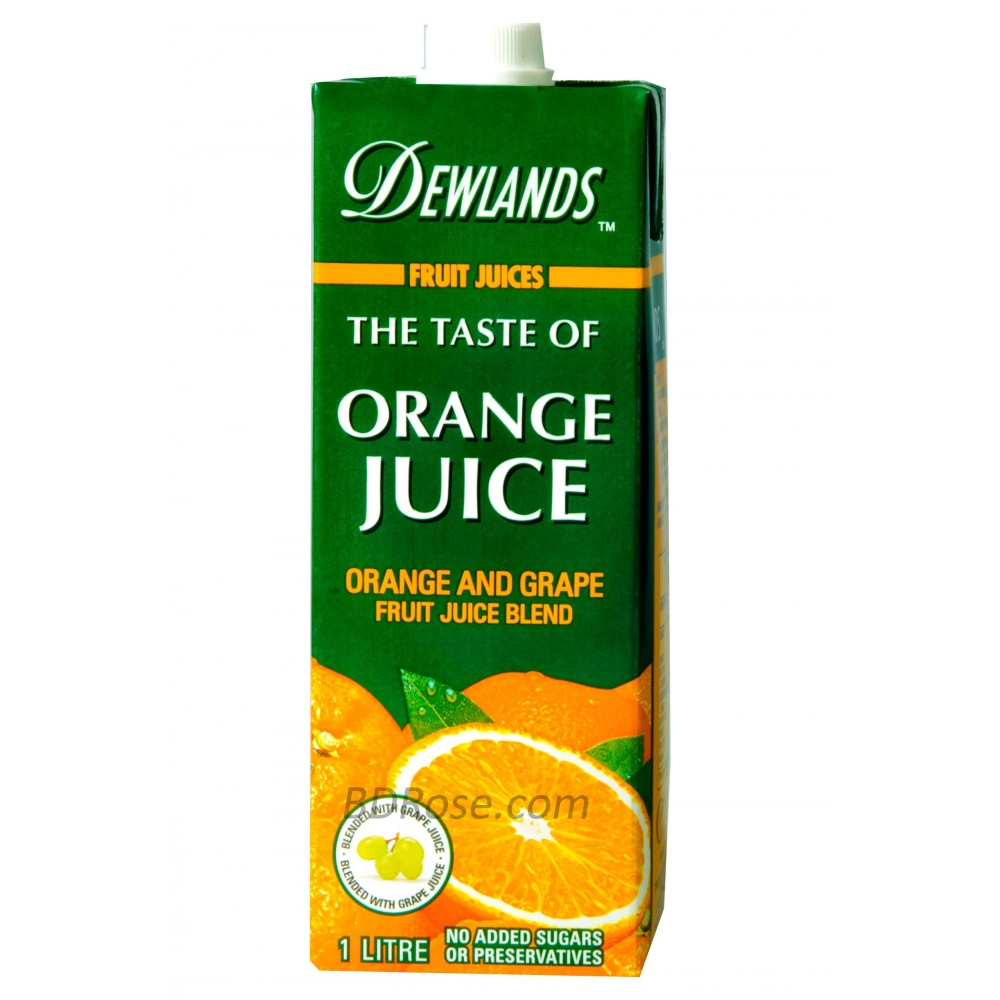 Dewlands Orange Juice