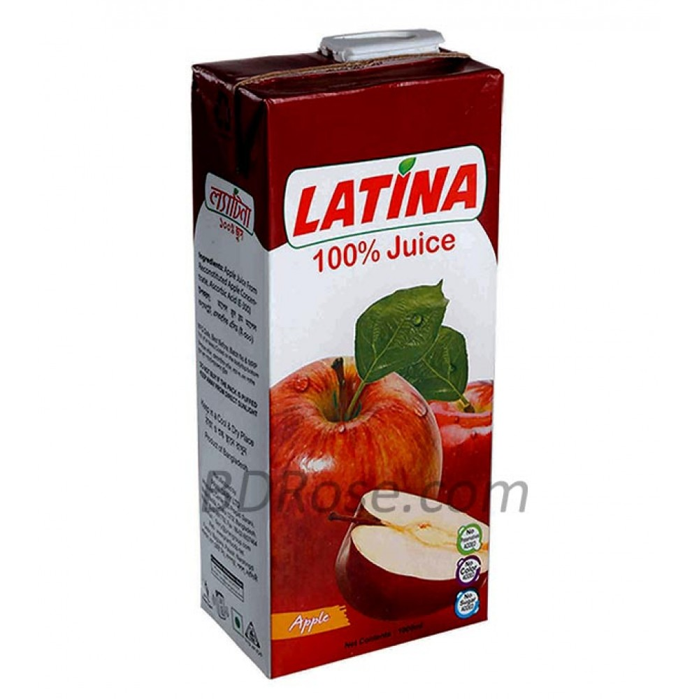 Latina apple Juice