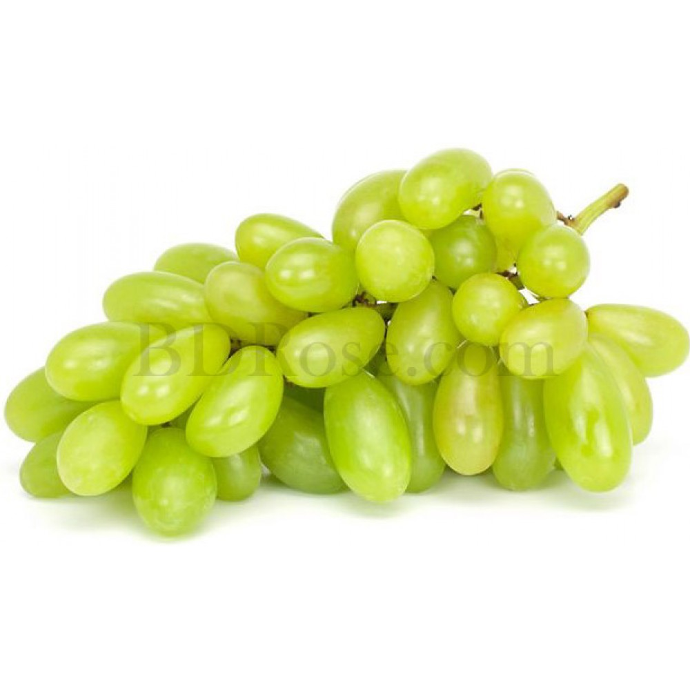 1 kg Green grapes basket